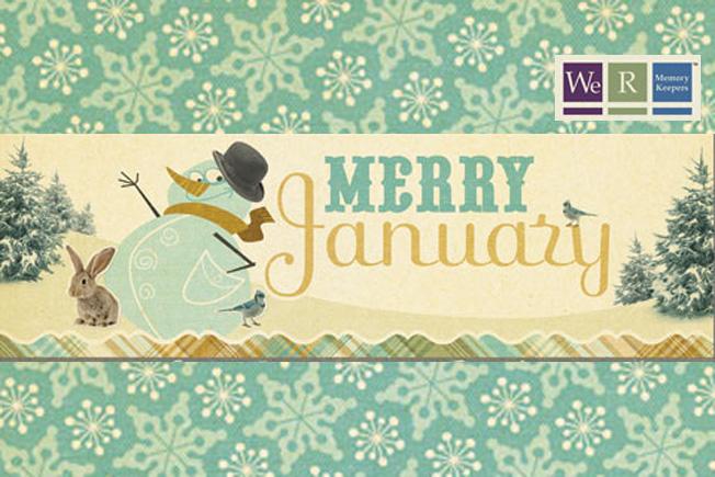 Merry January