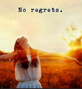 Regrets girl